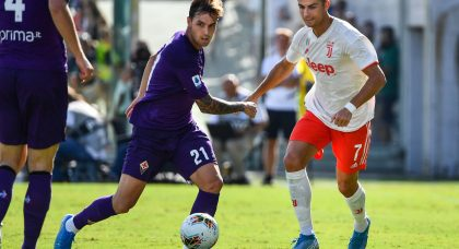 Wasteful Fiorentina hold Juventus to a draw