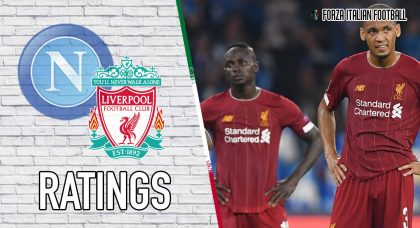 Liverpool Player Ratings: Made to rue mistakes