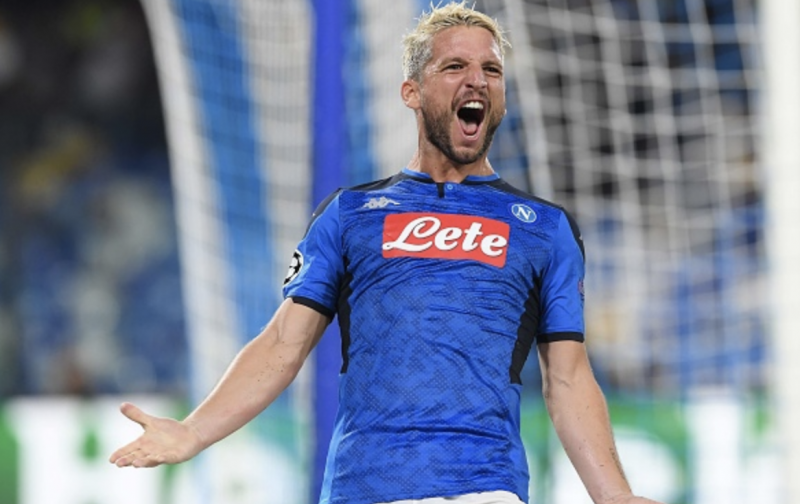 Late double earns Napoli stunning Champions League win over Liverpool