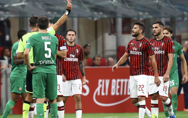 Woeful, disjointed AC Milan swept aside by Fiorentina