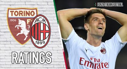 AC Milan Player Ratings: Rossoneri misery continues