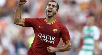 Mkhitaryan's impressive Roma debut poses some intriguing questions for Fonseca
