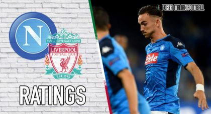 Napoli Player Ratings: Fabian Ruiz wins the day