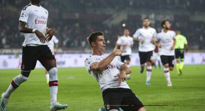 Positives for youthful AC Milan to take in Torino defeat