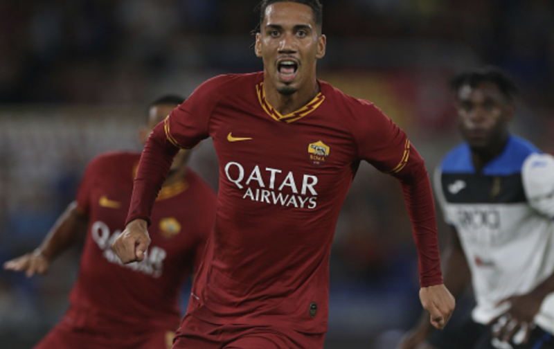 Talks ongoing between Roma and Manchester United for Smalling