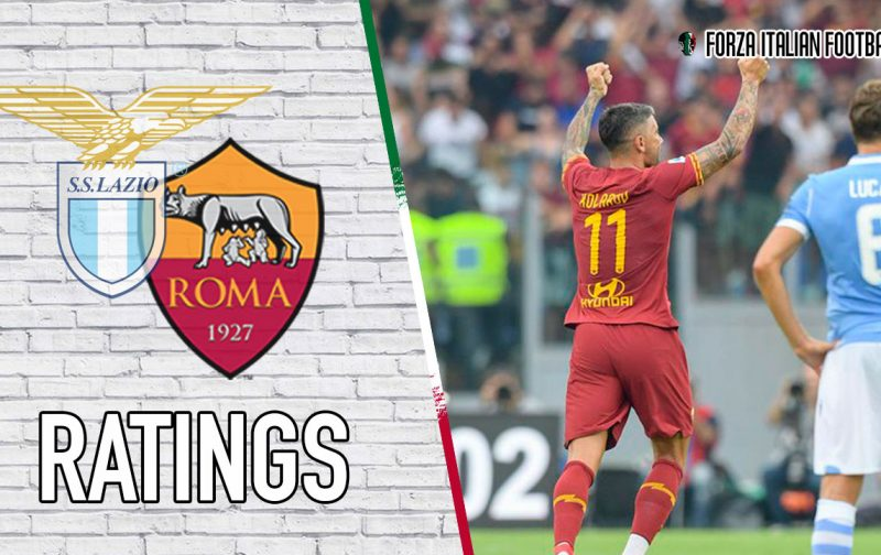 Roma player ratings: Kolarov and woodwork rescue Derby point