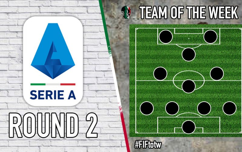 Serie A Team of the Week | Round 2 | Forza Italian Football