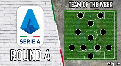 Serie A Team of the Week | Round 4