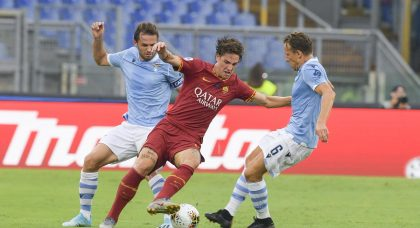 Woodwork the winner as Lazio and Roma share spoils in thrilling Derby