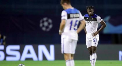 The first-time nerves will pass, Atalanta mustn't be written off yet