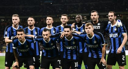 Inter have built a wall for the Scudetto