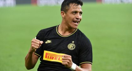 Blow for Inter as Alexis Sanchez could miss three months