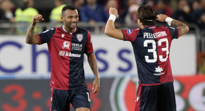 Joao Pedro stars as Cagliari comeback against Bologna
