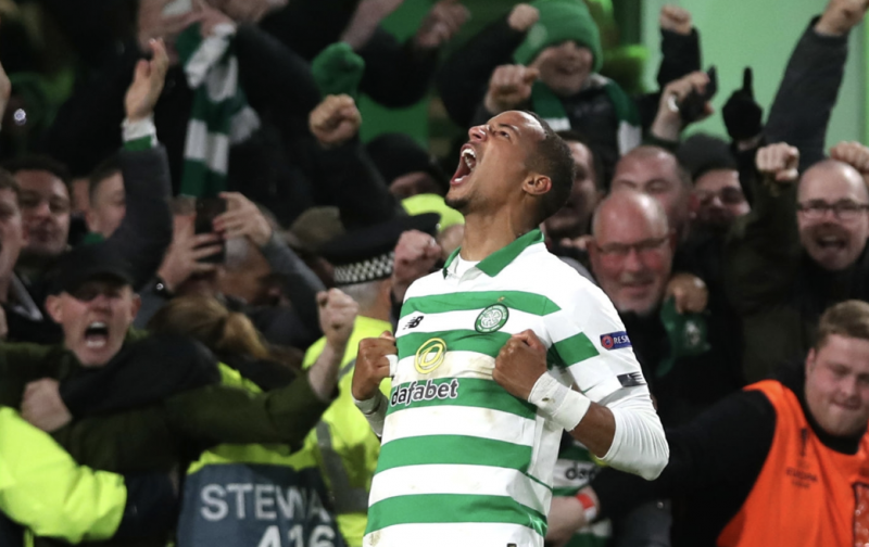 Celtic stun Lazio with late winner