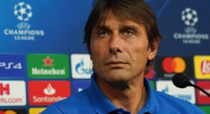 Conte plays down importance of Dortmund Champions League match