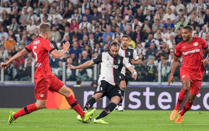 Unexpected heroes move Juventus forward