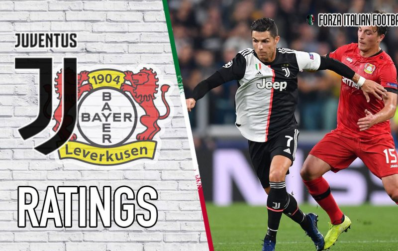 Juventus player ratings: Higuain shows class to sink Bayer Leverkusen