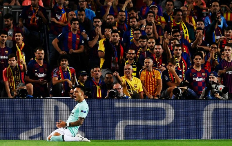 Inter leave Camp Nou with heads held high despite Barcelona defeat
