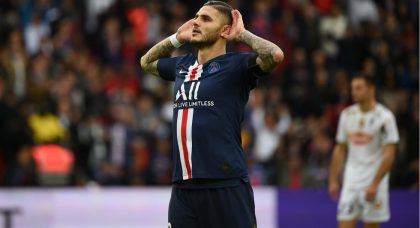 PSG ready to make move for Inter loanee permanent