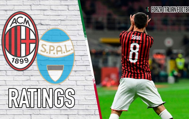 AC Milan Player Ratings: Halloween horror show