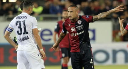 Nainggolan leading the way for European dreamers Cagliari
