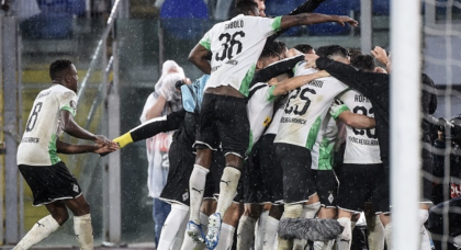 Heartbreak for Roma as Monchengladbach grab draw thanks to controversial penalty