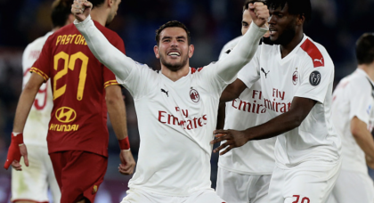 Theo Hernandez's agent: Theo will stay at AC Milan, he's at the ideal club to grow