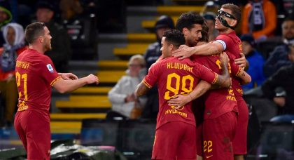 Roma put injuries and injustices behind them with resounding Udinese victory