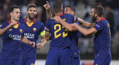Wolfsberger stunner leaves Roma frustrated in Europa League