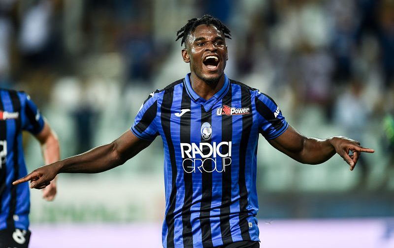 Duvan Zapata's shining success with Atalanta shows that patience pays