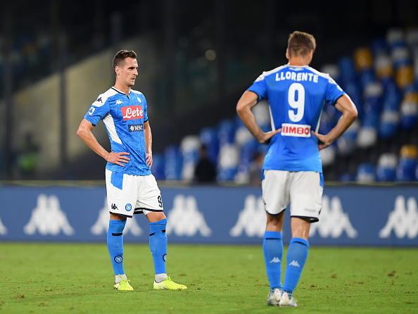 Napoli need ideas if they want to improve this season
