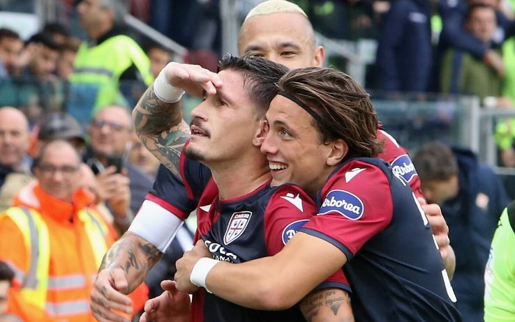 Maran's marvellous midfield performing perfectly for Cagliari