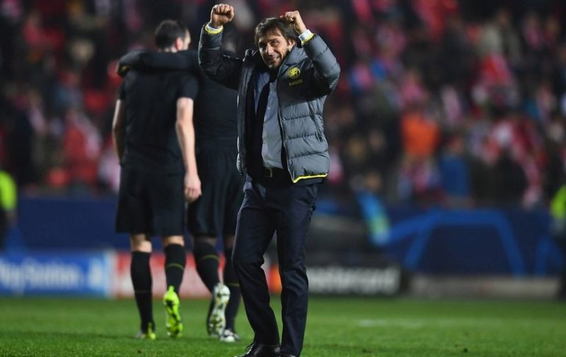 Conte: Inter have to keep their foot on the accelerator