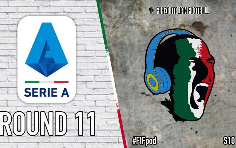 PODCAST: Yet more racism spoils another round of Serie A