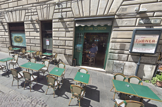 Lazio fans arrested after Celtic supporters stabbed in Rome