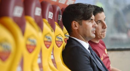 Fonseca: Roma must continue to improve after Napoli victory