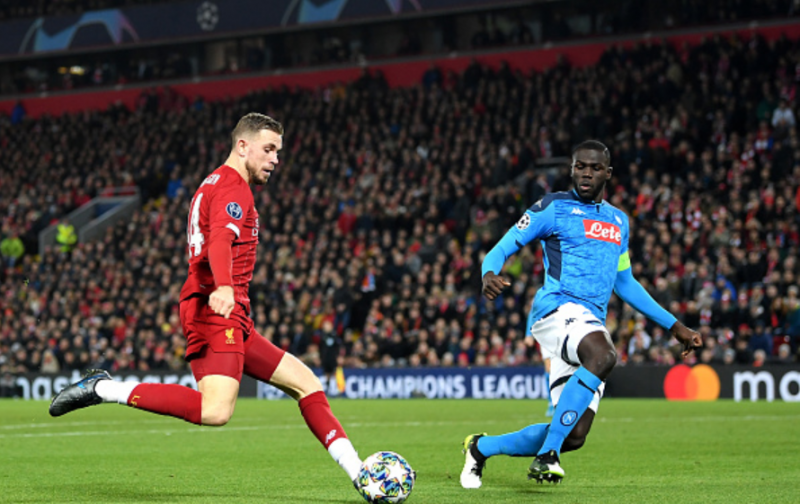 Defensive resilience seals crucial Napoli point against Liverpool