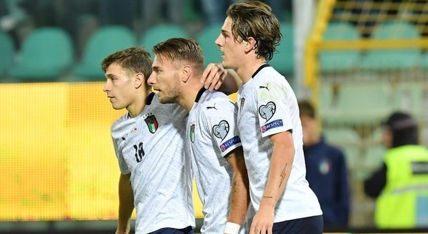 Youthful Italy Can Head to Euro 2020 with Confidence