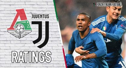 Juventus Player Ratings: Douglas Costa at the death