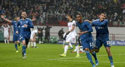 Juventus juggernaut keeps on rolling in Moscow