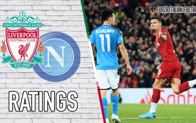 Liverpool Player Ratings: Lovren saves Anfield record
