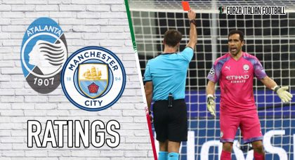 Manchester City Player Ratings: Brutal Bravo