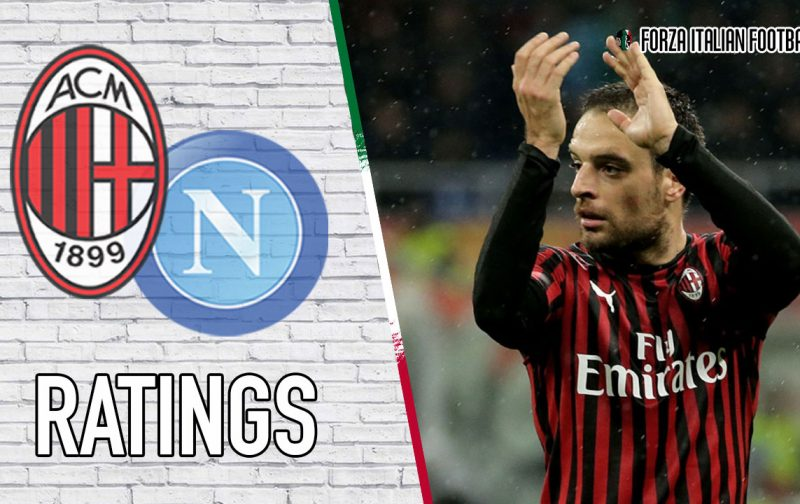 AC Milan Player Ratings: Jack is back!