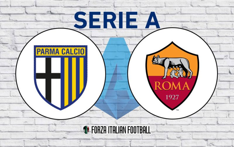 Parma v Roma: Probable Line-Ups and Key Statistics