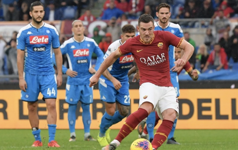 Roma too good for Napoli in Derby del Sole