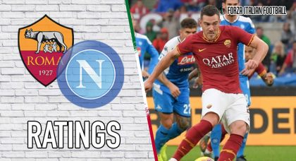 Roma Player Ratings: Veretout sends Giallorossi third
