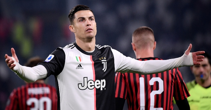 Juventus need Cristiano the leader, not the sulking teenager