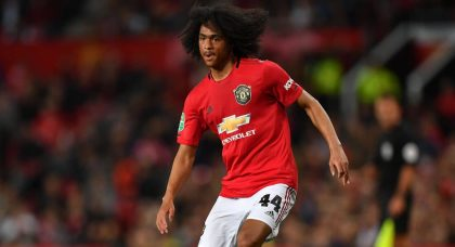 Juventus eyeing move for Manchester United starlet