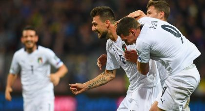 Italy maintain 100 percent record at Bosnia and Herzegovina
