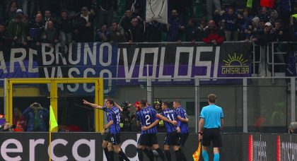 Atalanta have arrived in the Champions League, and they're still dreaming of qualification